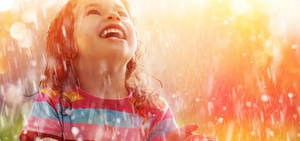 Uma felicidade plena pode ser vivenciada.